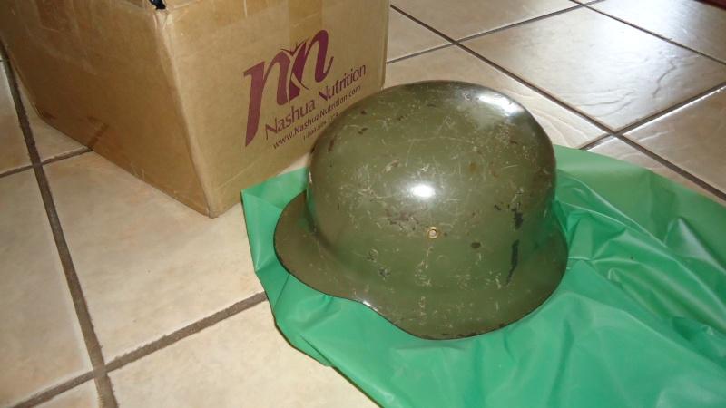 Ma collection de casques et de coiffes WW2 Dsc01110