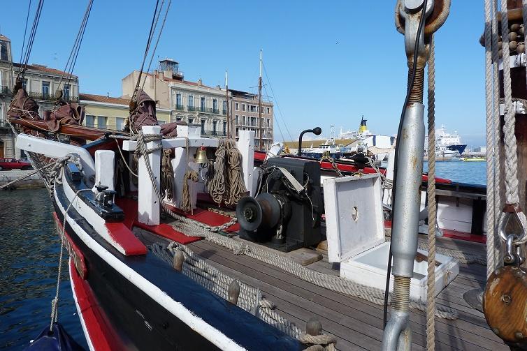 [Autres sujets non Marine] Le port de Sète 05_bmp11