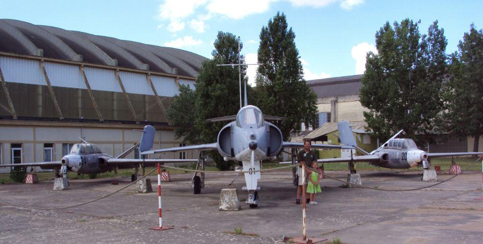 [ Les Musées en rapport avec la Marine ] Musée de l'Aeronautique Navale de Rochefort - Page 3 B_201011