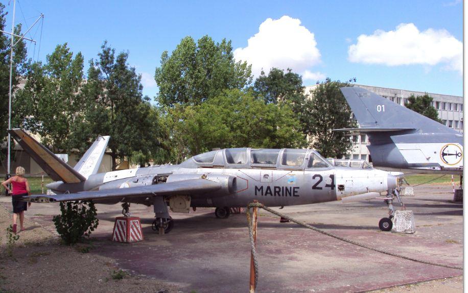 [ Les Musées en rapport avec la Marine ] Musée de l'Aeronautique Navale de Rochefort - Page 3 C_201010