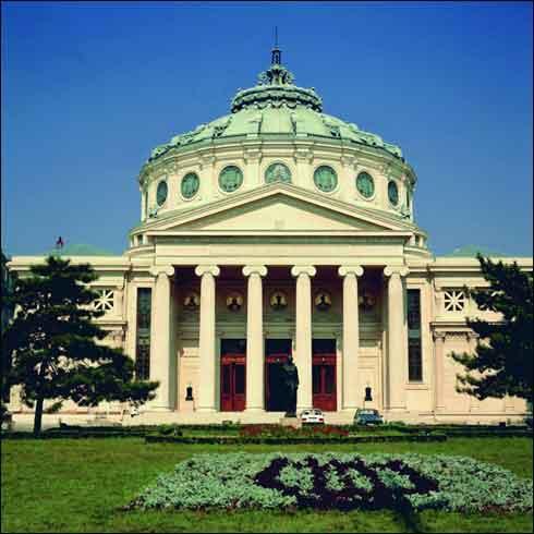 Monumente din ROMÂNIA! Ateneu10