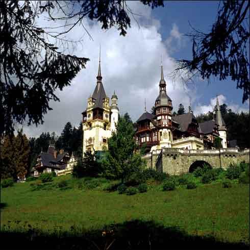 Monumente din ROMÂNIA! Castel10