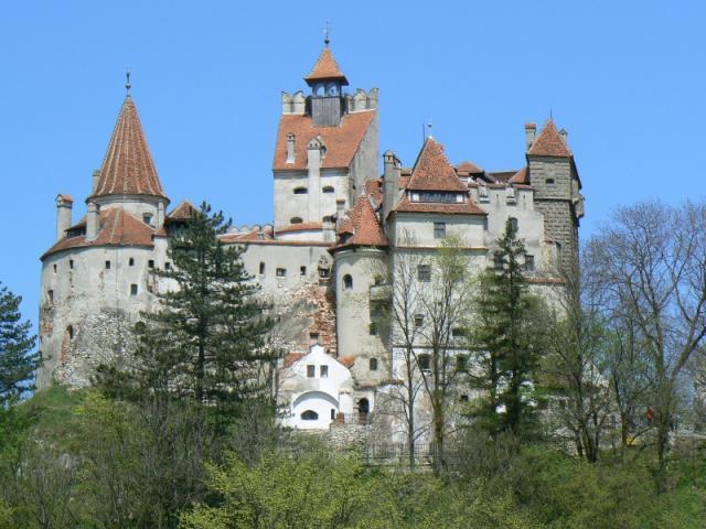 Monumente din ROMÂNIA! Castel11