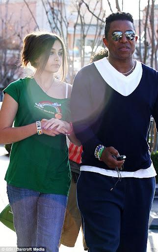 Jermaine leva Paris e prince ao cinema. Articl10