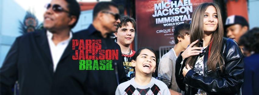 Paris Jackson Brasil Oficial