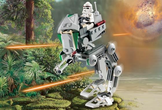 LEGO STAR WARS - 75002 - AT-RT Lego_710