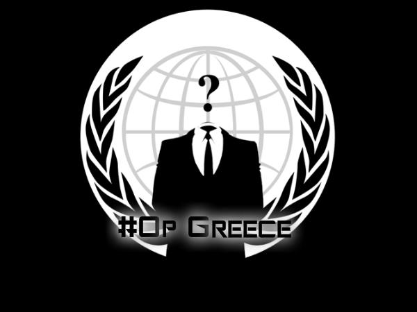 #Op Greece [Anonymous]