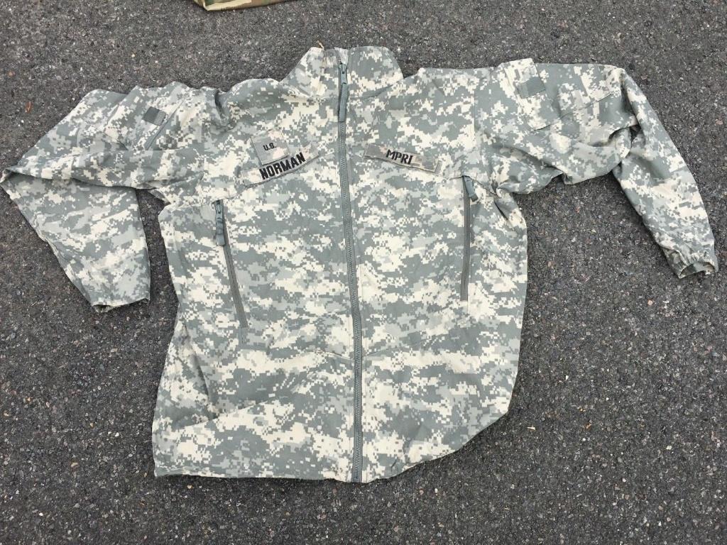 MPRI ACU jacket 110