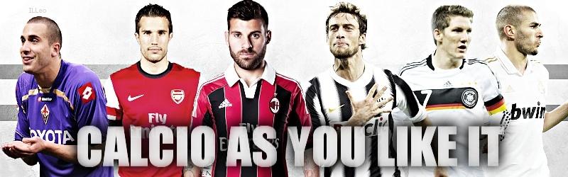 Calcio As You Like It