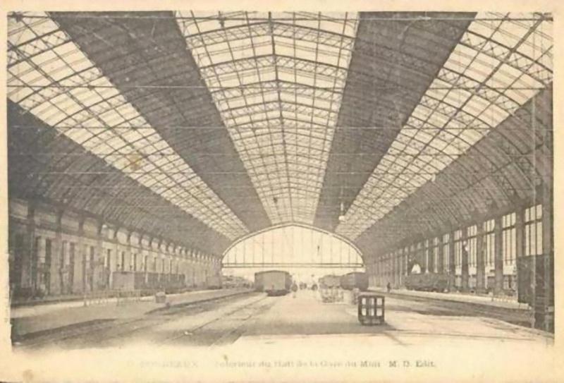 Pk 000,0 : Bordeaux Saint-Jean (33) - gare - Page 6 Bordea10