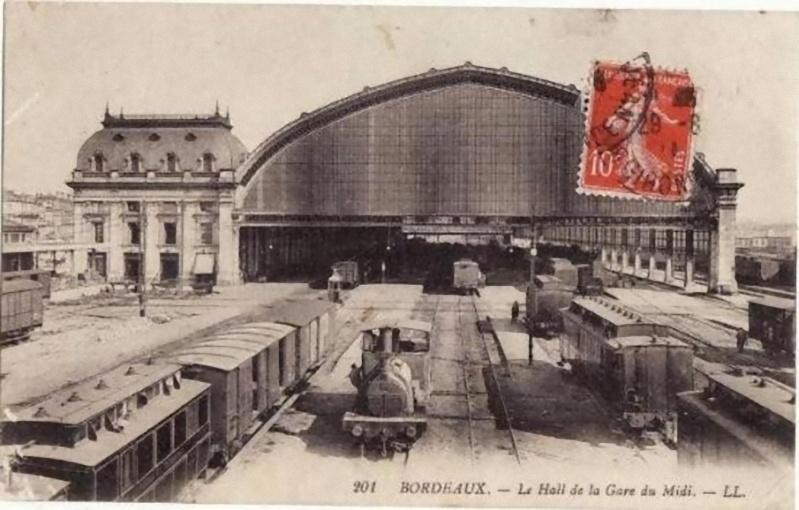 Pk 000,0 : Bordeaux Saint-Jean (33) - gare - Page 6 Bordea11
