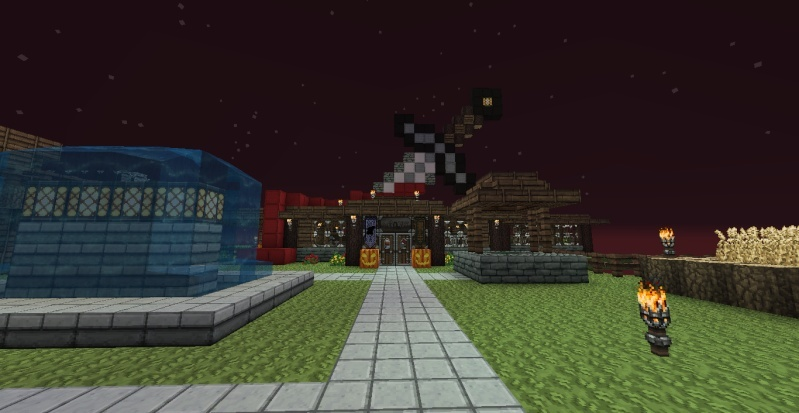 My Mountain Top House :D 2012-011