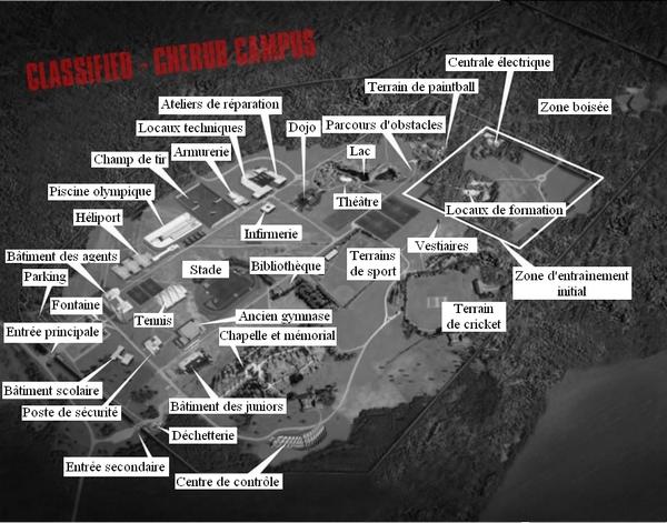 Règles et Contexte Campus10