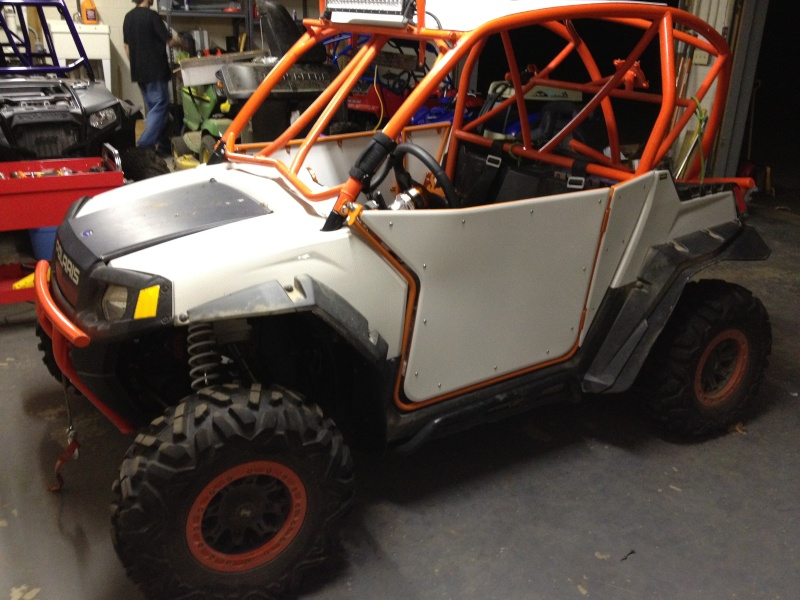 2010 RZR S & 2010 ATC 26 ft toy hauler for sale Photo_10