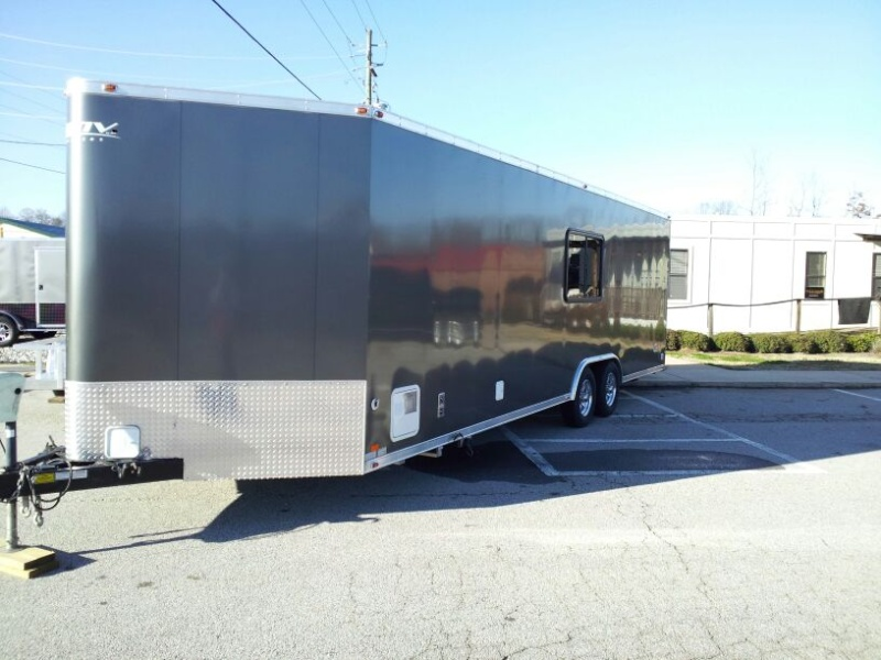 2010 RZR S & 2010 ATC 26 ft toy hauler for sale Upload10