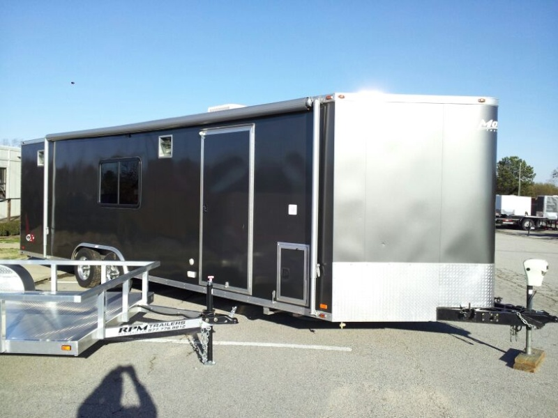 2010 RZR S & 2010 ATC 26 ft toy hauler for sale Upload11