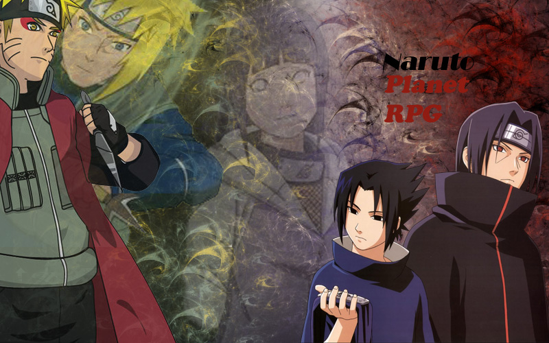 Naruto Shippuden Planet Rpg
