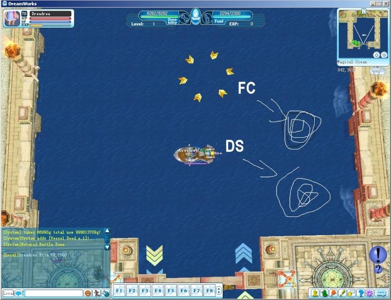 como llegar a FC y a DS  Fcds10