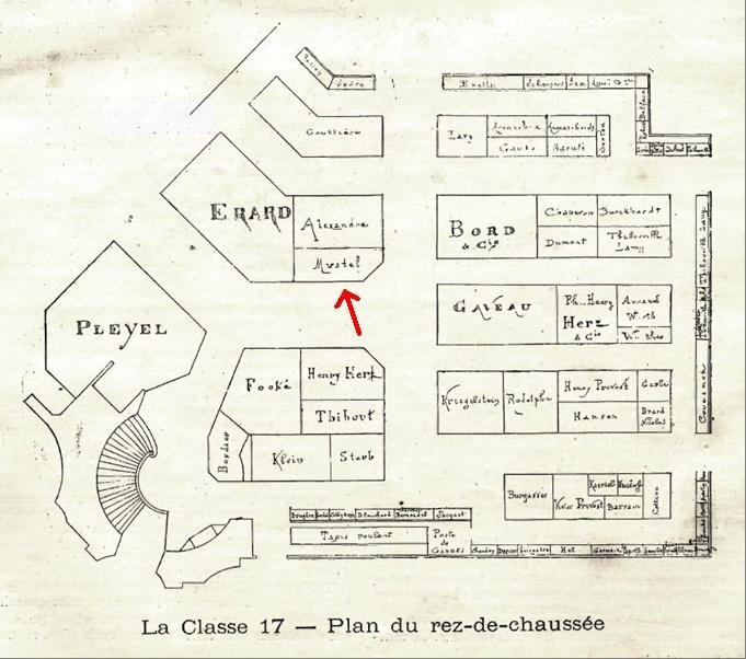 Documents personnels d'Alphonse Mustel aux enchères!!! - Vendus ... P_6410