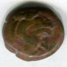 monnaie grecque D10