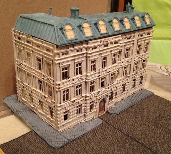 Immeuble Haussmannien Page 3