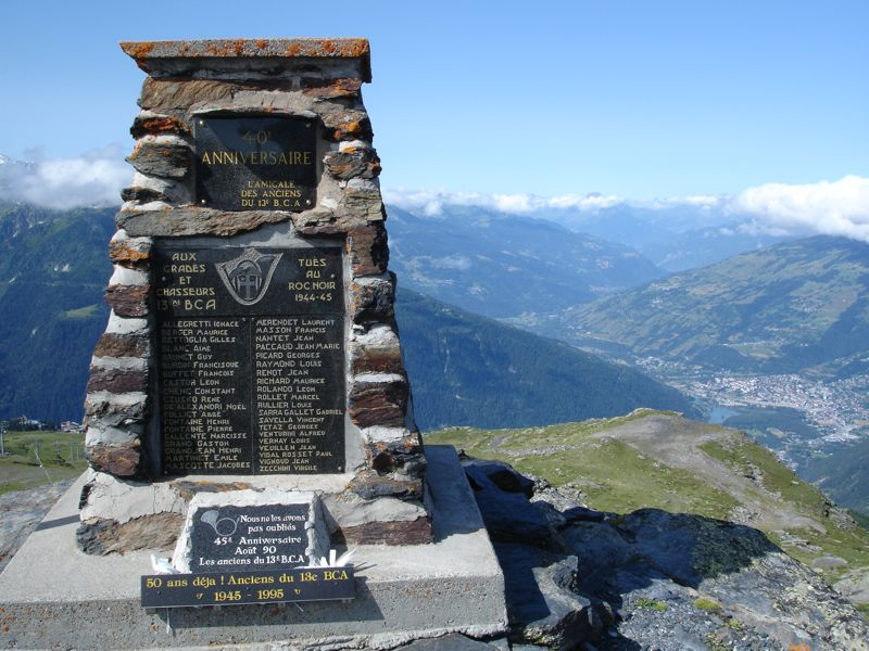La Rosière / Mont Valezan (ou Mont Valaisan) Dsc05720