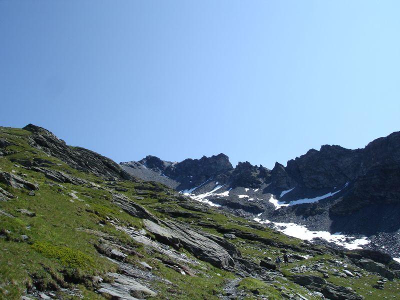 La Rosière / Mont Valezan (ou Mont Valaisan) Dsc05725