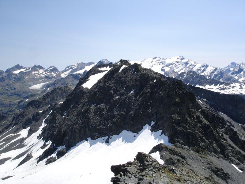 La Rosière / Mont Valezan (ou Mont Valaisan) Dsc05730