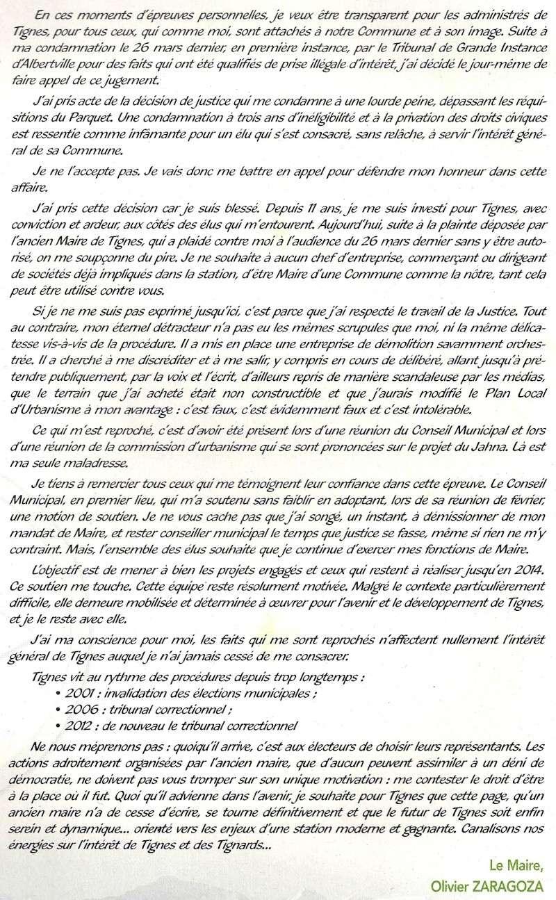 [Tignes] Affaires et Politique - Page 2 Mairet10