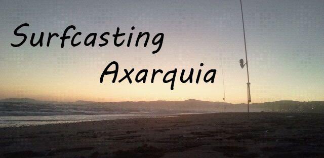 Surfcasting Axarquia