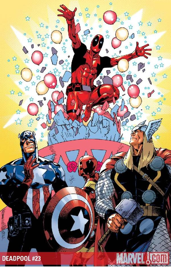 Marvel/CAU: Deadpool 11462410
