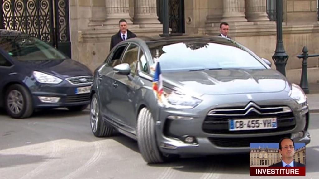 [EVENEMENT] La DS 5, voiture présidentielle - Page 5 Vlcsna20