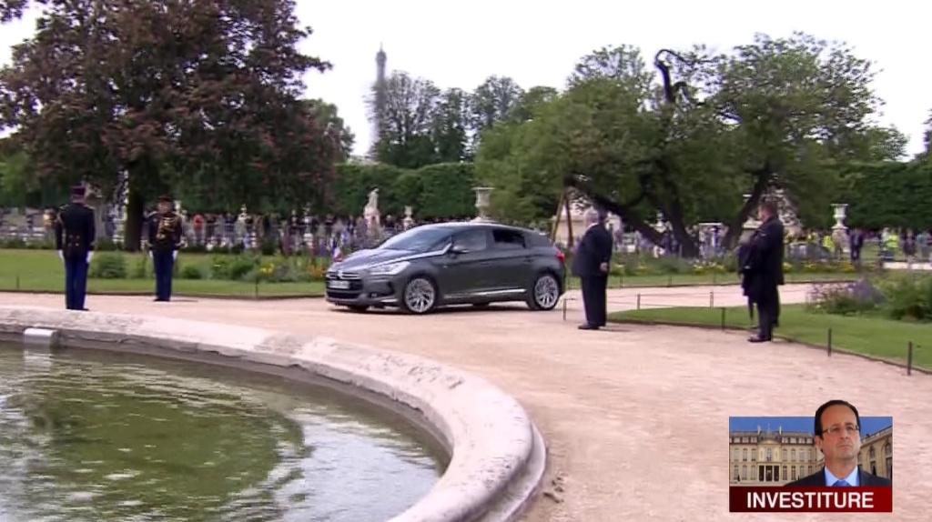 [EVENEMENT] La DS 5, voiture présidentielle - Page 5 Vlcsna21