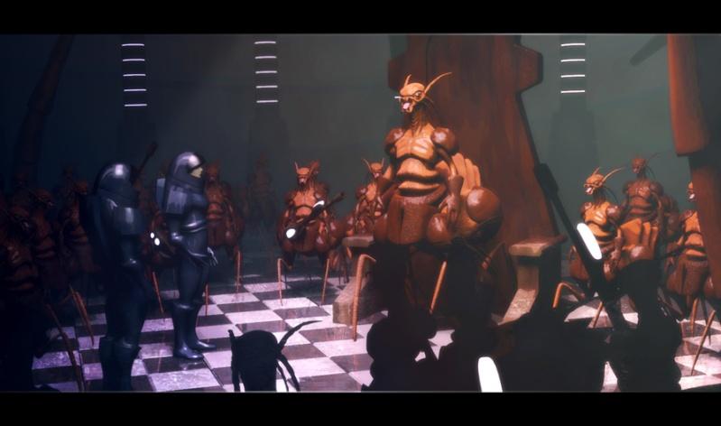 La Génèse d'Origins Return. Rencon11