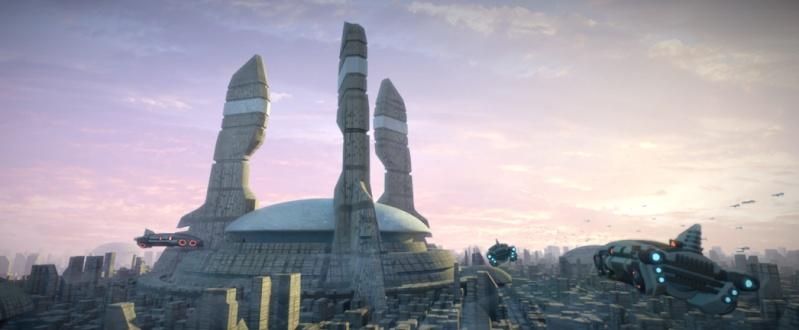 La Génèse d'Origins Return. Senat10