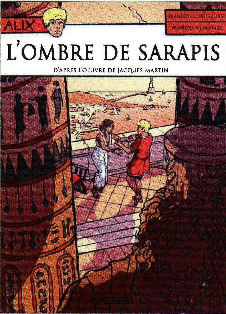 """""""L'ombre de Sarapis"""" Alix0013"""