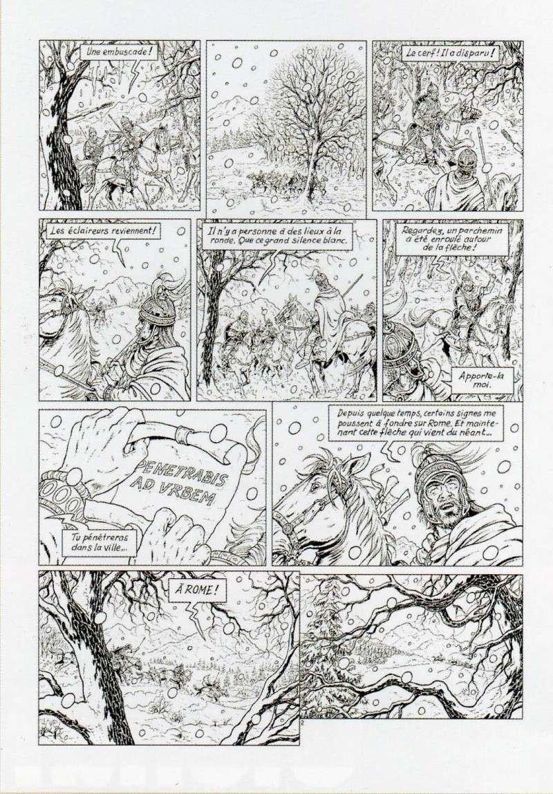 La Dernière Prophétie de Gilles Chaillet Dernia11