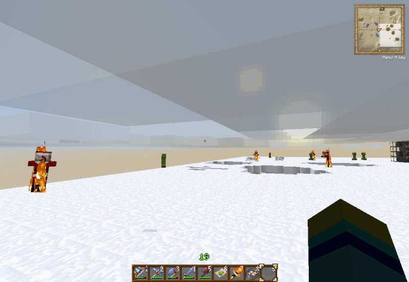 The MMORPG Texture pack for Minecraft! 2012-010