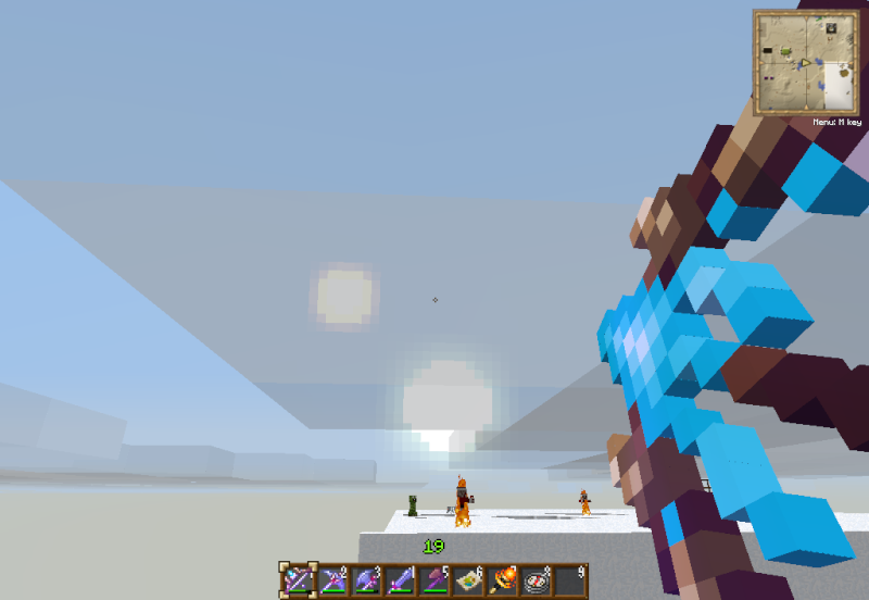 The MMORPG Texture pack for Minecraft! 2012-012