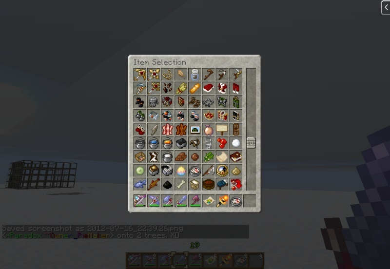 The MMORPG Texture pack for Minecraft! 2012-018