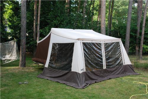 2cv et Campingcar toile F8105e10