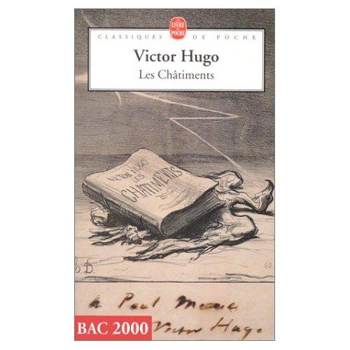 LES CHATIMENTS de Victor Hugo 51esn710
