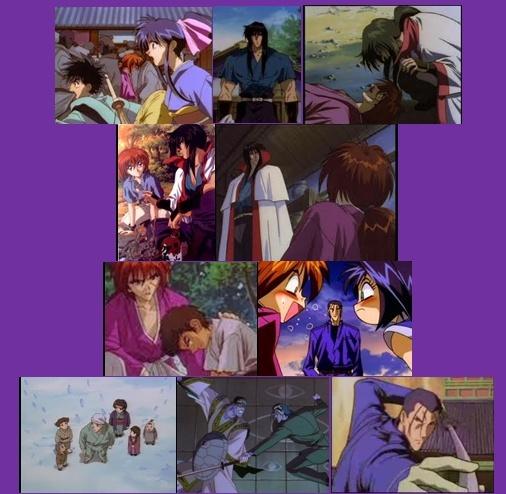 Kenshin le vagabond [1996] [S.Anim] Decora10