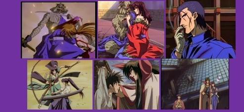 Kenshin le vagabond [1996] [S.Anim] Decora11