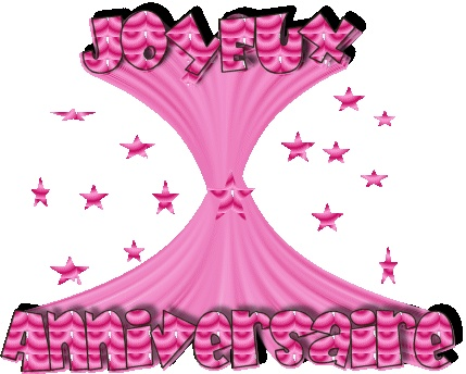 Joyeux anniversaire Caline  Joyeux10