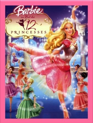 Barbie au bal des 12 princesses [2006] [F.Anim] Logo_110