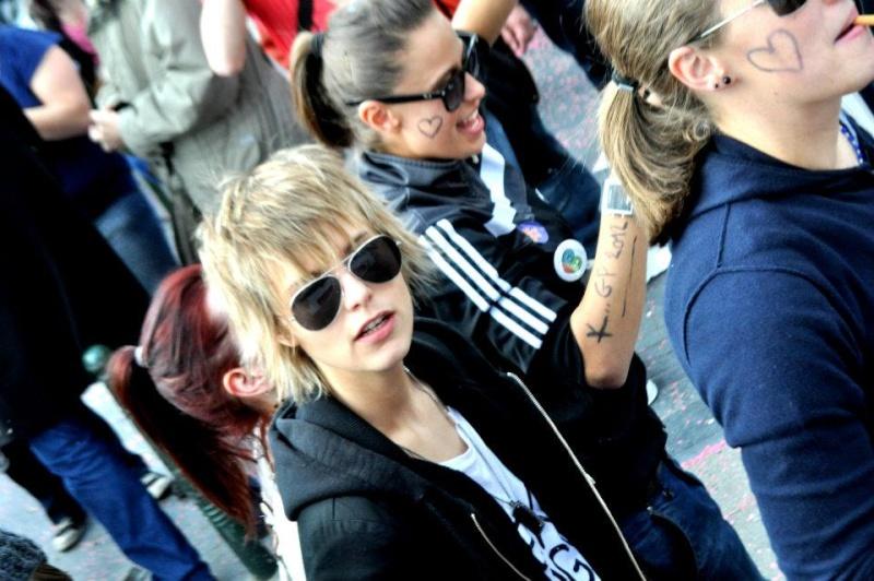 Brussels Gay Pride 2012: Rencontre de Shane, en blonde... 52611511