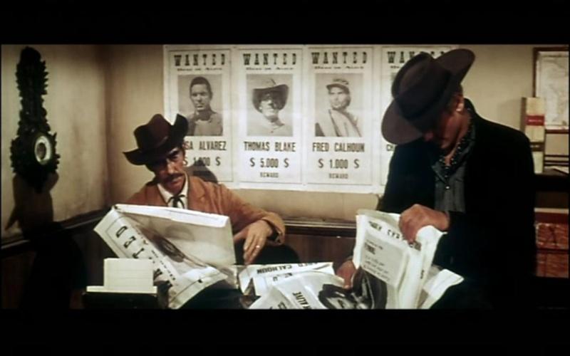 Pistolets pour un massacre - La malle de San Antonio - Una pistola per cento bare  - 1968 - Umberto Lenzi 7winch10
