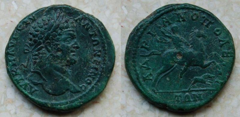 Caracalla - Thracia - Hadrianopolis Caraca11