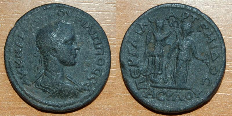 Caracalla - Thracia - Hadrianopolis Philip10
